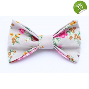 Country Floral Bow..