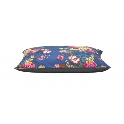 Joules Navy Cambridgeshire Floral Pillow Bed