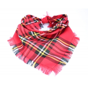 Frayed Red Queen Bandana - Scamps