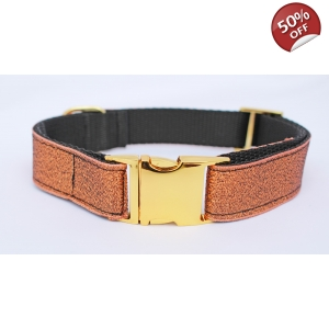 Coco Sparkles Collar On Gold -  Limite..