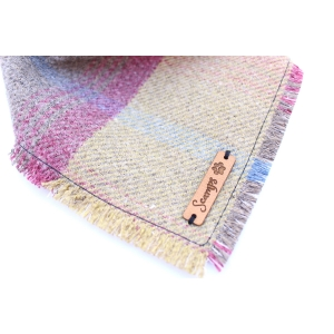 Frayed Romeo & Juliet Tweed Bandana - Scamps