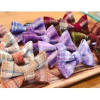 Regal Luxury Tweed Bow Tie