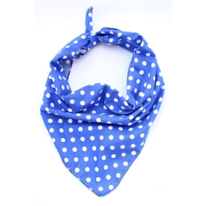 Personalised Blue Polka..