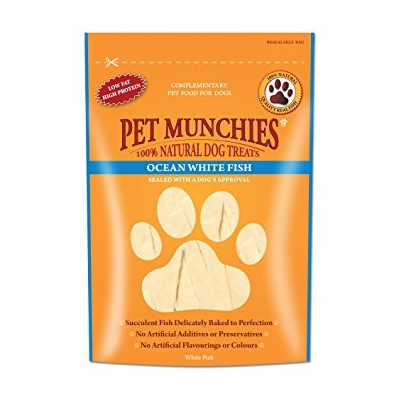 Fish Sticks - Pet Munchies