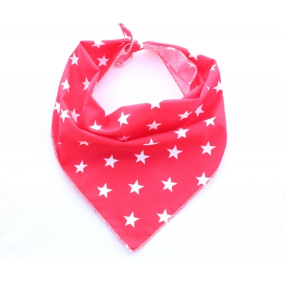 Red Star Bandana