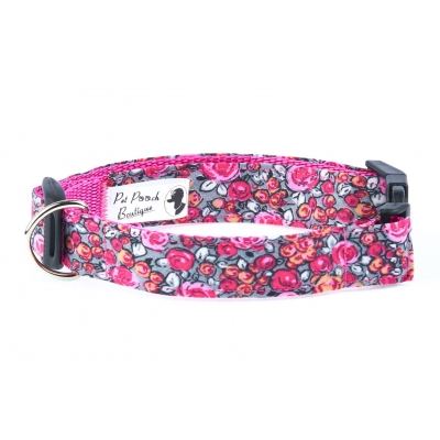 Woodland Rose Collar