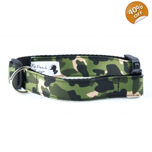 Army Dog Collar