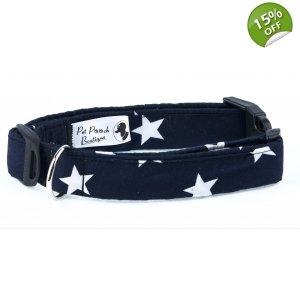 Navy Blue Star Del..