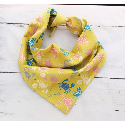 Beach Critters Double Sided Bandana
