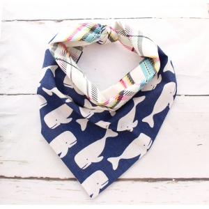 Blue Whale Double Sided Bandana