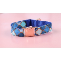 Aladdin On Rose Gold Collar