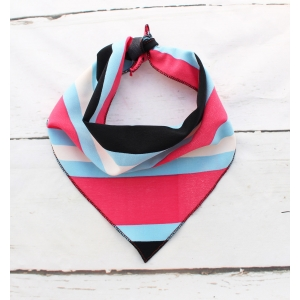 Stripey Dog Bandana