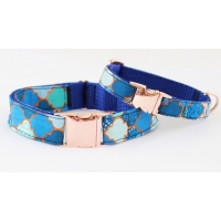 Aladdin On Rose Gold Collar - 15mm wide
