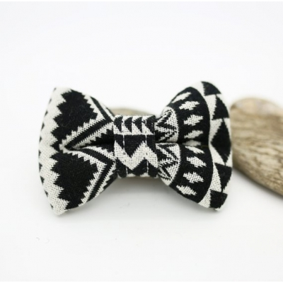 Tribal Cotton Bow Tie
