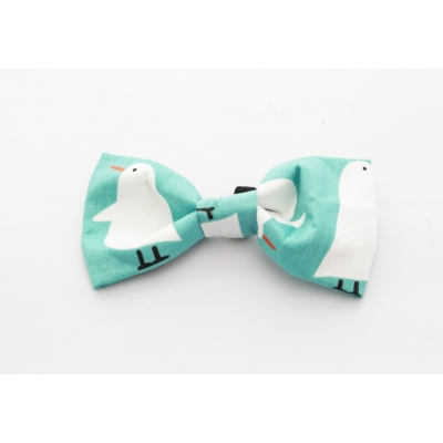 Peppa Mint Penguin Bow Tie