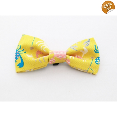 Beach Critters Bow Tie