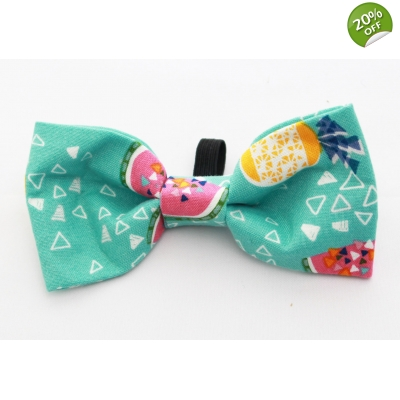 Tropical Cocktail Bow Tie