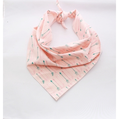 Peach Arrows Bandana
