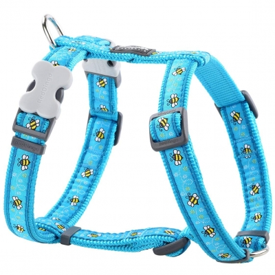 Blue Bumble Bee Red Dingo Harness