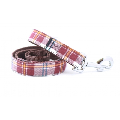 Acorn Barkberry Plaid Lead