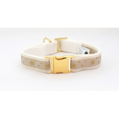 Gold Winter Wonderland Collar on Gold