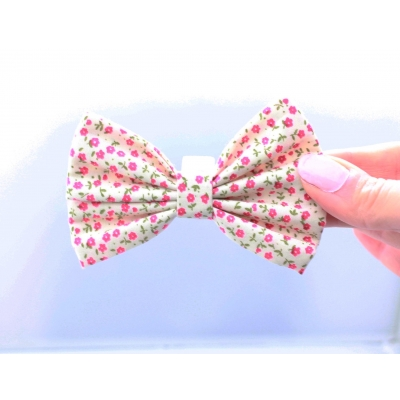 Poppy Handmade Dog Bow Tie