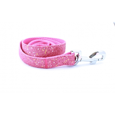Pink Diamond Blaze Dog Lead