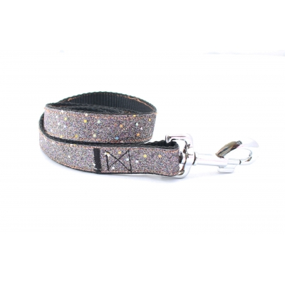 Graphite Blaze Dog Lead