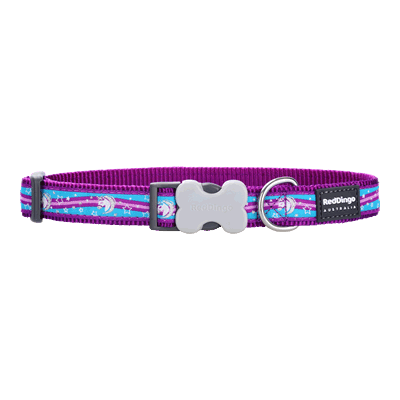 Unicorn Red Dingo Collar