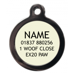 Foster Dog Tag