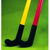 Plastic Safe Hockey Sticks