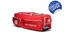 New Balance Junior Wheely Cricket Bag