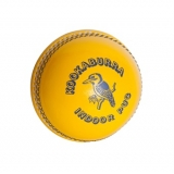 Kookaburra Indoor PUC Yellow Cricket B..