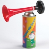 Air Horn Horn Plus Canister of Air