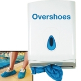 Disposable Overshoes Pack of 75 Pairs