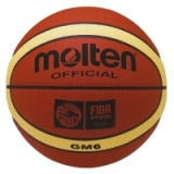 Molten BGM7 Basketball- Size 5 - Youths