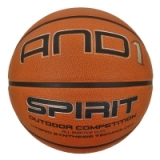 AND1 Spirit Basketball - Size 5