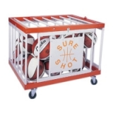 Sure Shot Ball Cage, ALUMINIUM