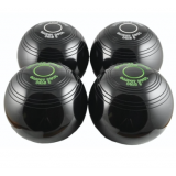 Biased Indoor Carpet Bowls - Brown Gre..