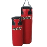 Central Leather Punchbag - 40kg