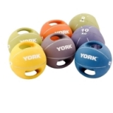 York Medicine Ball with Handles