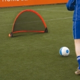 Central Pop Up Football Goals