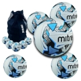 Mitre Malmo Ball Deal - WHITE