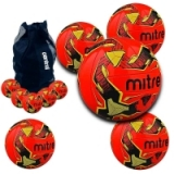 10 Mitre Malmo/Ball Deal - Orange