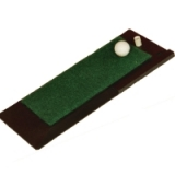 Golf Chipping/Driving Mat and Spare Tees