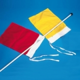 Golf Flags and Regulation Flag Pins