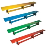 Sureshot Coloured Balance Lite Benches..