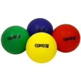 Central Rubber Foam Handballs - Pack o..