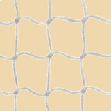 2mm Harrod Indoor Hockey Goalpost Nets