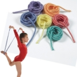 Dual Coloured Gymnastic Rope